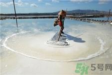 吃海盐的好处 海盐的功效与作用