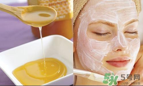 男性皮膚保養蜂蜜面膜