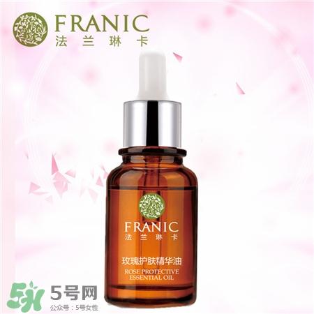 法兰琳卡玫瑰精油怎么用?法兰琳卡玫瑰精油用法