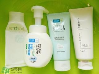 敏感肌洗面奶推荐 敏感肌用什么洗面奶好