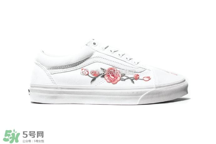 amac customs与vans高定鞋子多少钱?