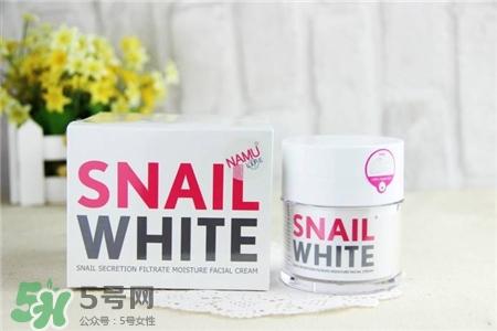 snailwhite是什么牌子?Snail white是哪个国家的?