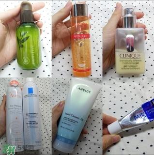 混干性皮肤夏天用什么护肤品