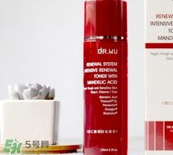 dr.wu杏仁酸亮白化妆水怎么用?dr.wu杏仁酸化妆水使用方法
