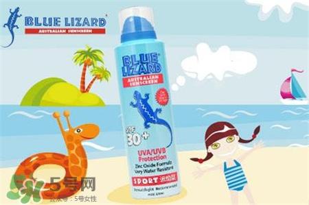 蓝蜥蜴防晒喷雾好用吗?蓝蜥蜴防晒喷雾怎么样?
