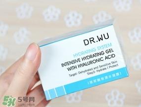 dr.wu达尔夫玻尿酸面霜怎么样?dr.wu玻尿酸面霜怎么用?