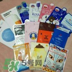 日韩美白面膜产品评测与推荐