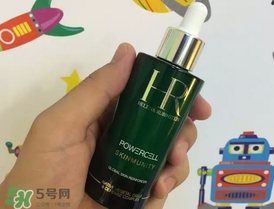 赫莲娜第三代绿宝瓶精华怎么样_好用吗