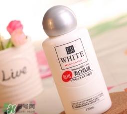 大创美白水乳成分 大创美白水乳可以擦脸吗