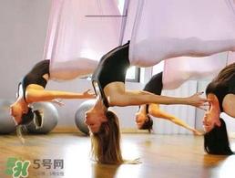 空中瑜伽减肥效果好吗